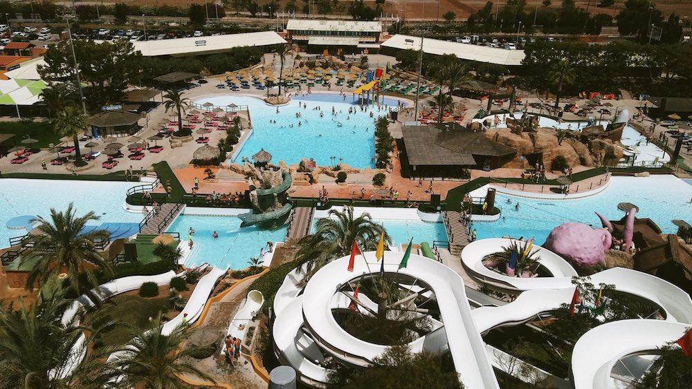 Aquarama parque acuático