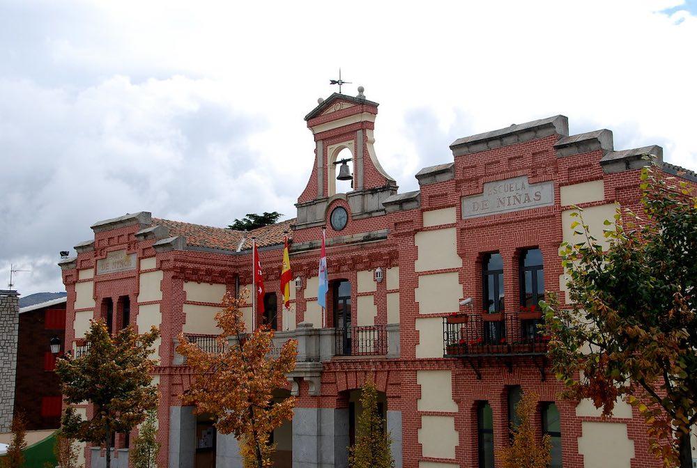 Rascafría Madrid