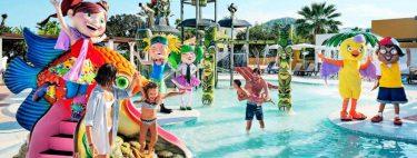 Hoteles en Ibiza para niños